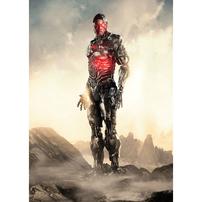 DC Multiverse Justice League Movie 7 Inch Figure Cyborg