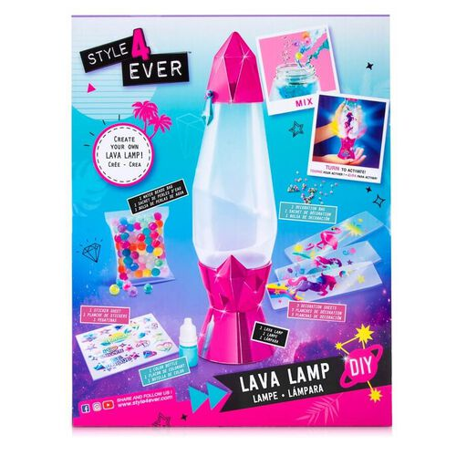 Style 4 Ever Lava Lamp Diy