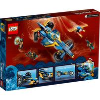 LEGO Ninjago Ninja Sub Speeder 71752