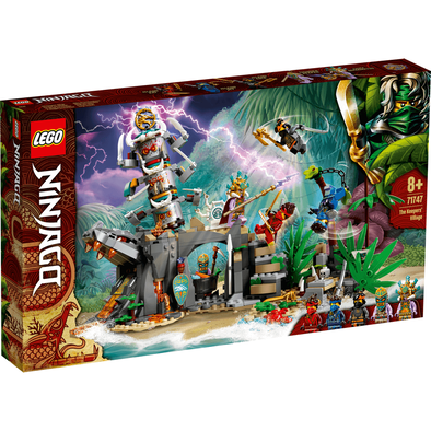 LEGO Ninjago The Keepers' Village 71747