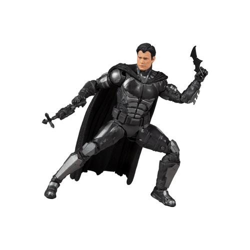DC Multiverse Justice League Movie 7 Inch Figure Batman Unmasked