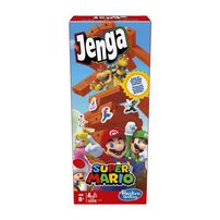Jenga Super Mario Edition Game