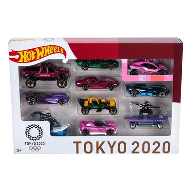 Hot Wheels Olympics 10 Pack