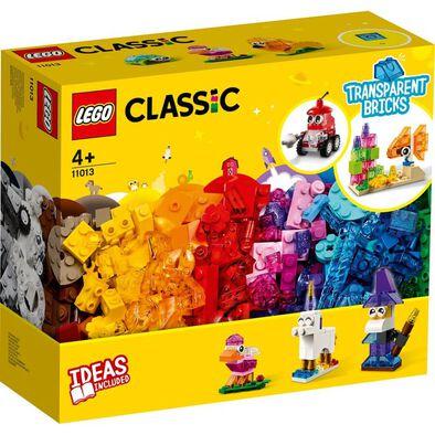 Lego Classic Creative Transparent Bricks 11013
