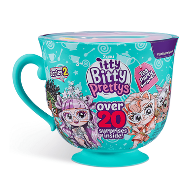 Zuru Tea Party S2 Big Tea Cup Playset - Assorted