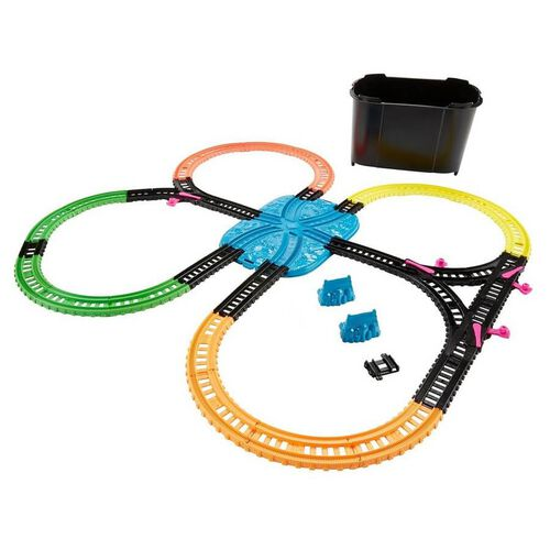 Thomas & Friends Track Master Glowing Track Bucket