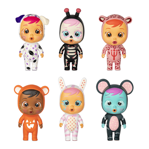 Cry Babies Enchanted Edition Wave 1 - Assorted