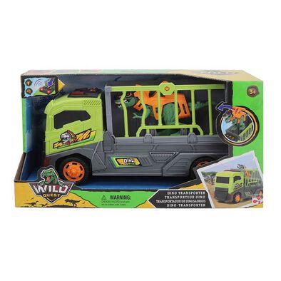 Wild Quest Dino Transport Truck