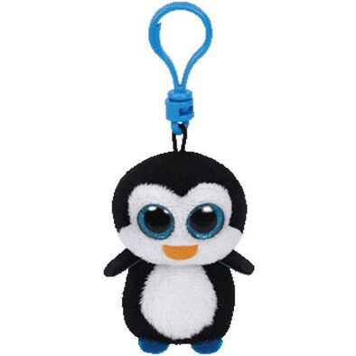 Ty Beanie Boos 5 Inch Clip Waddles The Penguin