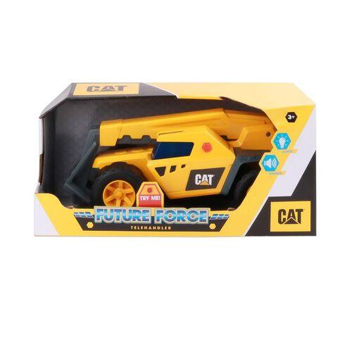 Cat Future Force Telehandler