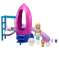 Barbie Space Chelsea Space Station Playset