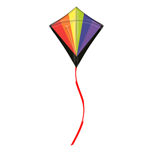 The Kite's Ready To Fly Pop Up Diamond - Assorted