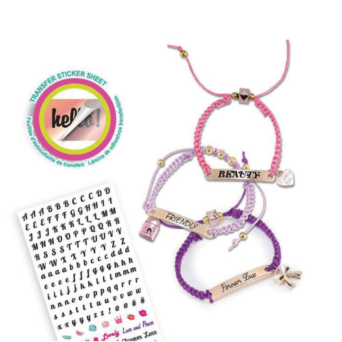 So Beads Friendship Bracelets Rose Gold Collection