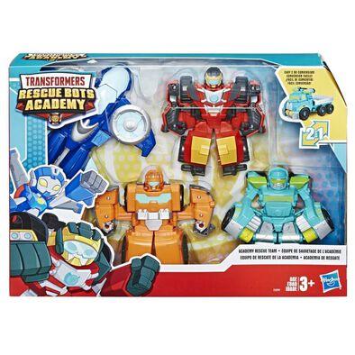 Playskool Heroes Transformers Rescue Bot Academy Rescue Team