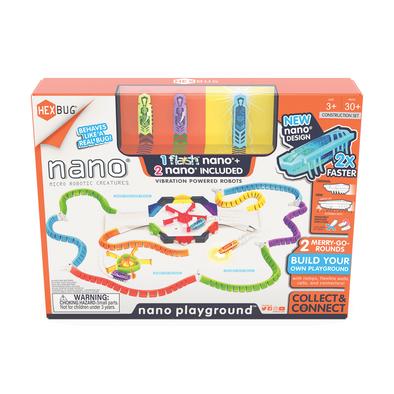 Hexbug Flash Nano Playground Set