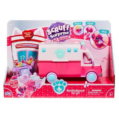 Scruff-A-Luvs Surprise Playset