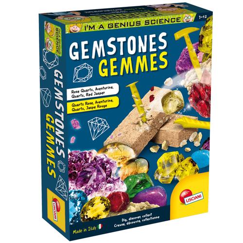 I'm A Genius Science Gemstones