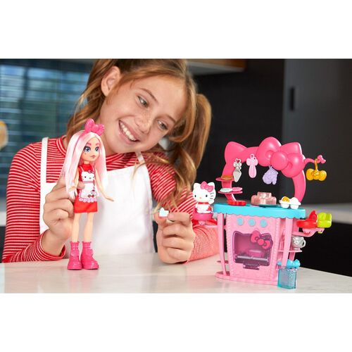 Sanrio Hello Kitty Kitchen Playset