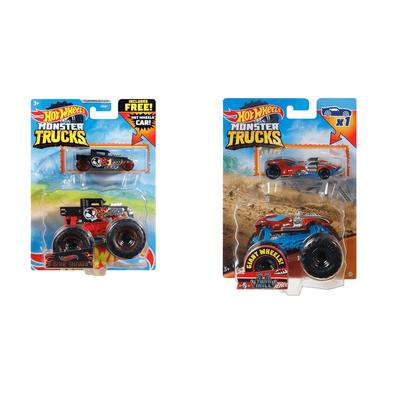 GWP Hot Wheels Monster Truck 1:64 Die-Cast - Assorted
