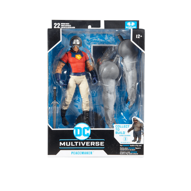 DC McFarlane Multiverse Suicide Squad Peace Maker