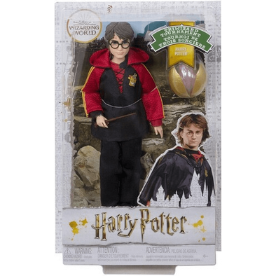 Harry Potter Goblet Of Fire Fashion Doll - Assorted