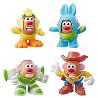 Toy Story Mr. Potato Head Buzz Lightyear, Woody, Ducky and Bunny