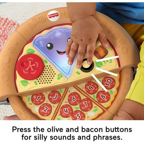 Fisher-Price Laugh & Learn Slice Of Learning Pizza