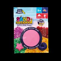 Sandsational Glitzy Glitter Sand - Assorted