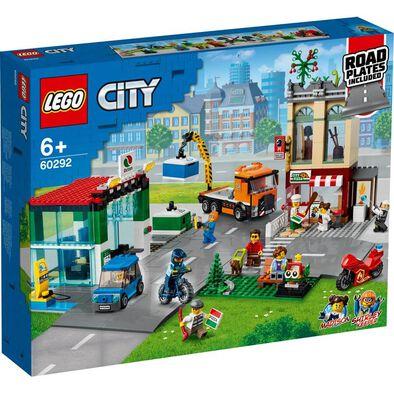 Lego City Community Town Center 60292