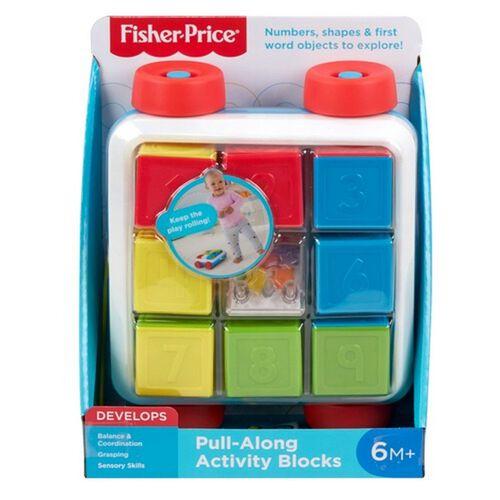 Fisher-Price Infant Activity Block Cart