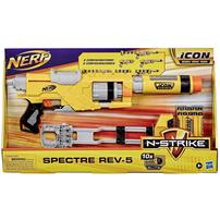 NERF N-Strike Icon Series Spectre Rev-5