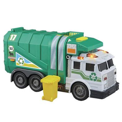 Fast Lane Lights and Sounds Garbage Truck