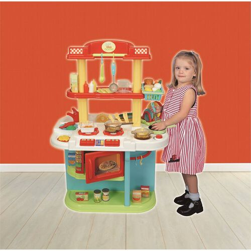 Just Like Home Giant Kitchen Centre Playset
