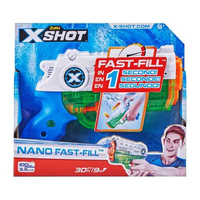 X-Shot Water Warfare Nano Fast Fill