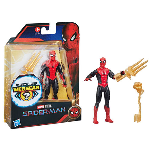 Marvel Spider-Man Mystery Web Gear 6 Inch Figure - Assorted