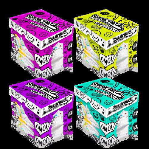 Sneak'Artz Shoebox - Assorted
