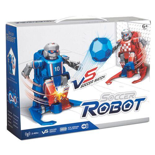 Vertex R/C Soccer Robots