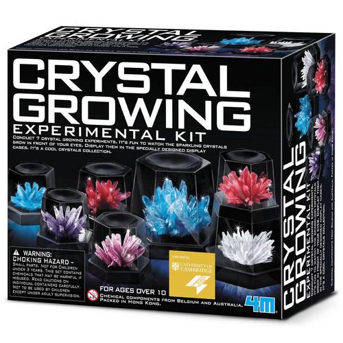 4M Crystal Growing Experimental Kit