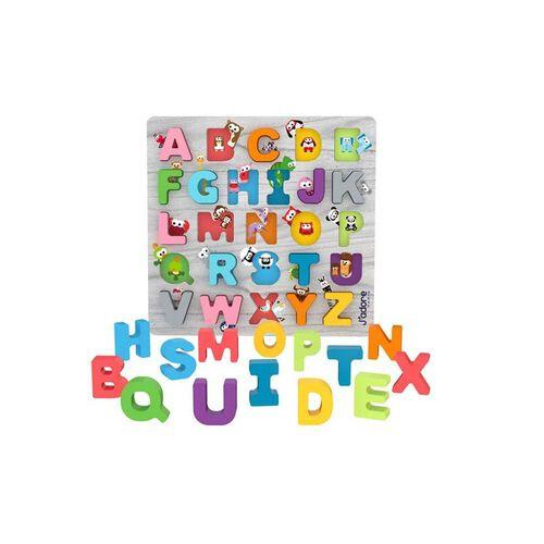 J'adore ABC + Peekaboo Buddies Deluxe Puzzle