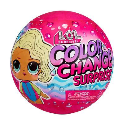 L.O.L. Surprise! Color Change Dolls - Assorted