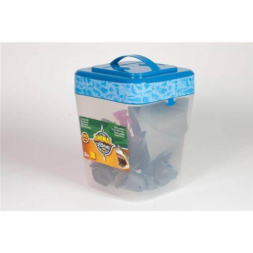 Animal Zone Ocean Bucket (20 Piece)