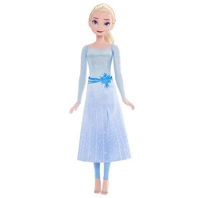 Disney Frozen 2 Splash And Sparkle Elsa Doll