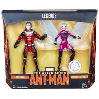 Marvel Legends Series 2 Pack Ant-Man With Marvel Stinger