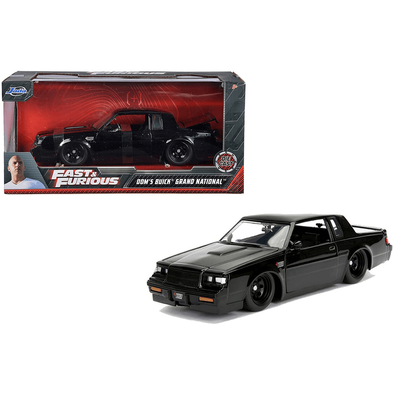 Jada 1:24 Fast & Furious 1987 Buick Grand National