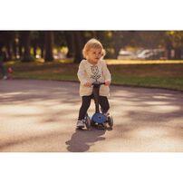 Globber Go•Up Sporty Lights Pastel Pink Toddler Scooter