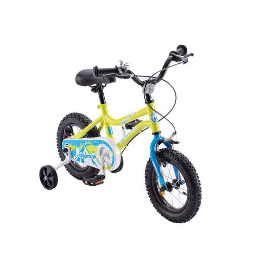Chipmunk Mk Everest Sport Bike 12 Inch Green