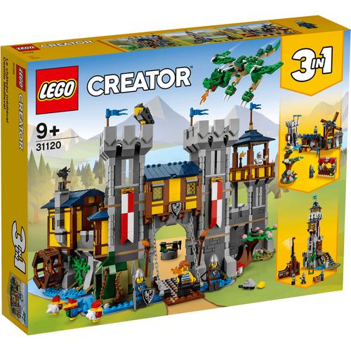 LEGO Creator Medieval Castle 31120