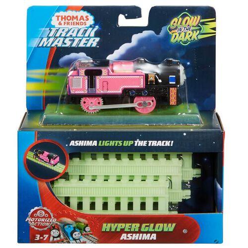 Thomas & Friends Track Master Hyper Glow (Ashima / Thomas) - Assorted