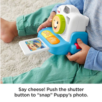 Fisher-Price Laugh & Learn Click & Learn Instant Camera