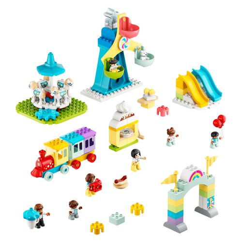 LEGO Duplo Town Amusement Park 10956